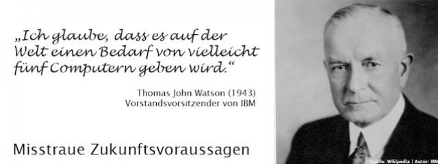 Thomas John Watson